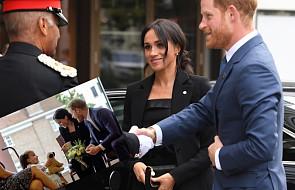 Książę Harry i księżna Meghan spotkali się z dziećmi ze schorzeniami. Jedno z nich otrzymało prezent