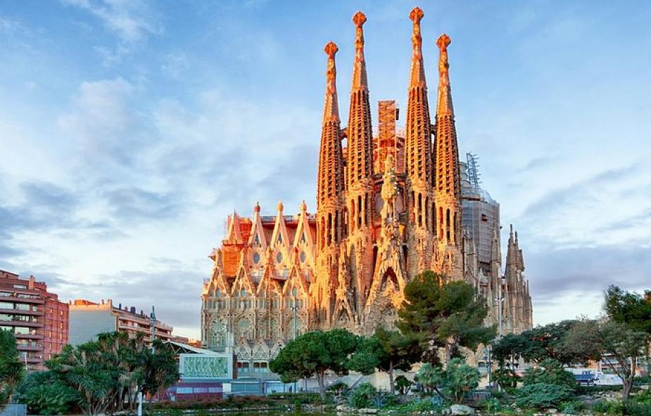 Hiszpania: w 2017 r. terroryści planowali zburzyć bazylikę Sagrada Familia