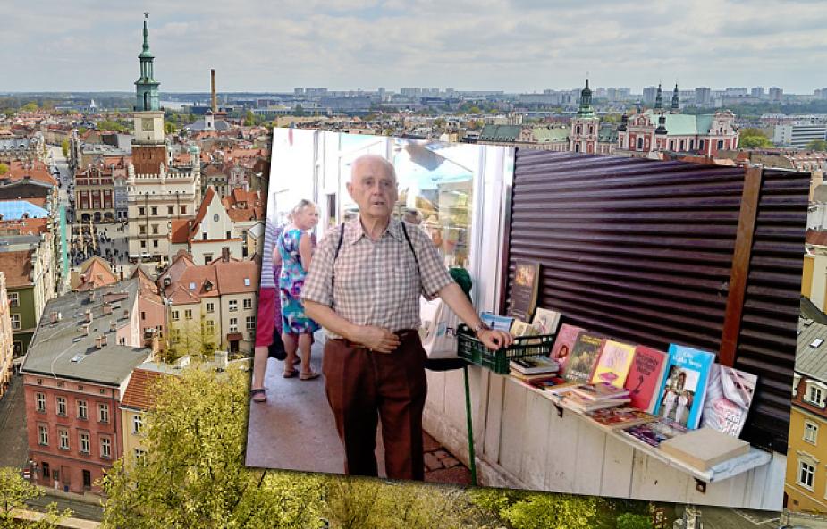 81-letni Zenon sprzedawał książki, by wygrać walkę z rakiem. Zebraną kwotą dzieli się z potrzebującymi. Kochamy takie historie!