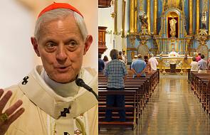 """W czasie Mszy zaczęli krzyczeć do kardynała: """"hańba!"""". Hierarcha odpowiedział im od razu"""