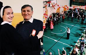 """W Krakowie odbył się sylwester z ubogimi. """"Czuję się tutaj zaopiekowany"""""""