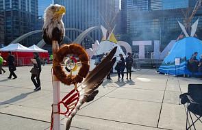Kanada: trwa protest Indian przeciw gazociągowi; interweniowała policja