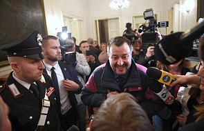 """Brytyjskie media: Salvini w Warszawie obiecywał """"europejską wiosnę"""". Prorosyjską i antyimigrancką"""