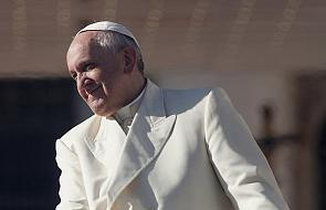 """Franciszek: nie jest to święty o twarzy """"Wielkiego Piątku"""", on ma twarz """"Niedzieli Zmartwychwstania"""""""