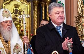 Ukraina: Konstantynopol będzie przekonywał inne Kościoły do uznania Prawosławnego Kościoła Ukrainy
