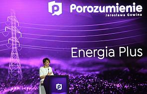 Emilewicz: program Energia plus będzie dotyczył każdego Polaka