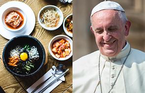 Wiemy, co zje papież w trakcie ŚDM w Panamie. Menu uwzględni zwyczaje żywieniowe Franciszka