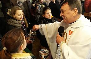 Ksiądz z Elbląga całą tacę dał na Wielką Orkiestrę Świątecznej Pomocy