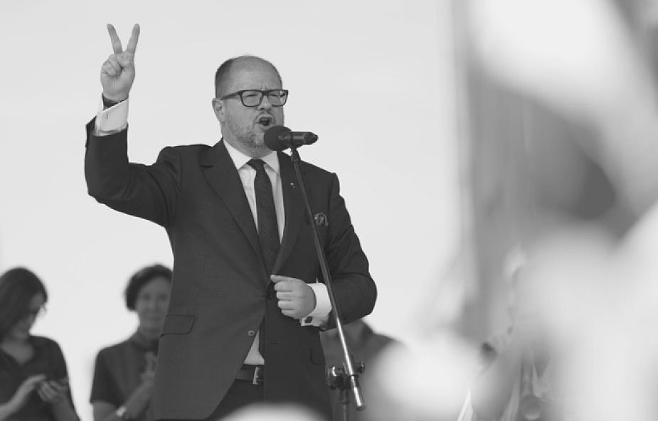Nie żyje prezydent Paweł Adamowicz. Zmarł na skutek odniesionych ran