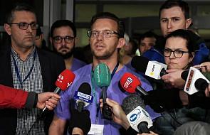 Lekarz: Prezydent Gdańska Paweł Adamowicz żyje, ale jego stan jest bardzo ciężki