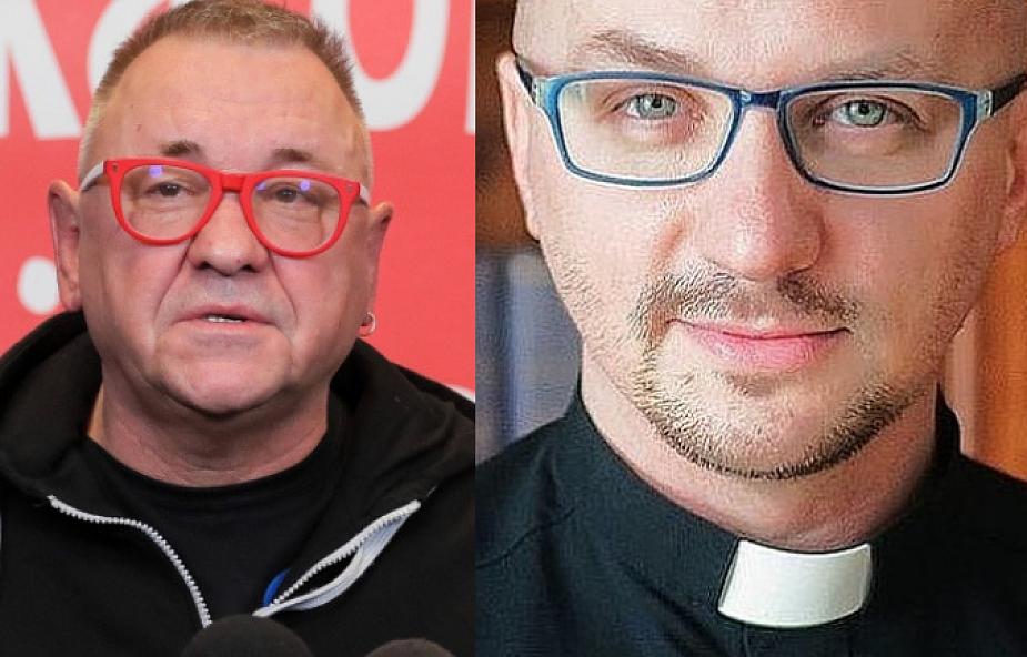 Grzegorz Kramer SJ do Jurka Owsiaka: proszę, nie rezygnuj