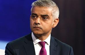 """Burmistrz Londynu """"zszokowany"""" wiadomością o ataku na Adamowiczu"""