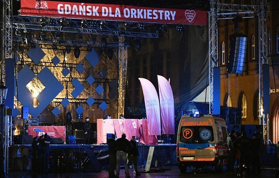 KGP: Finał WOŚP w Gdańsku nie był zgłoszony jako impreza masowa