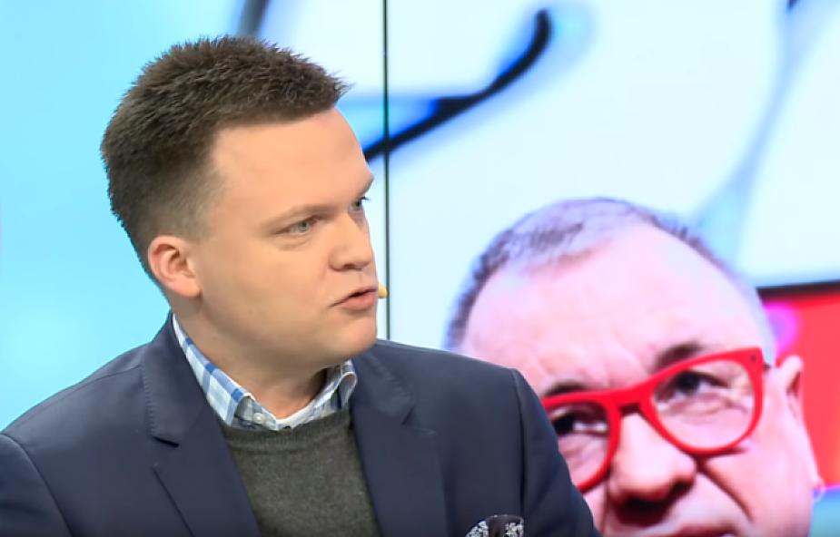 Szymon Hołownia do Jerzego Owsiaka: Jurek, zostań!