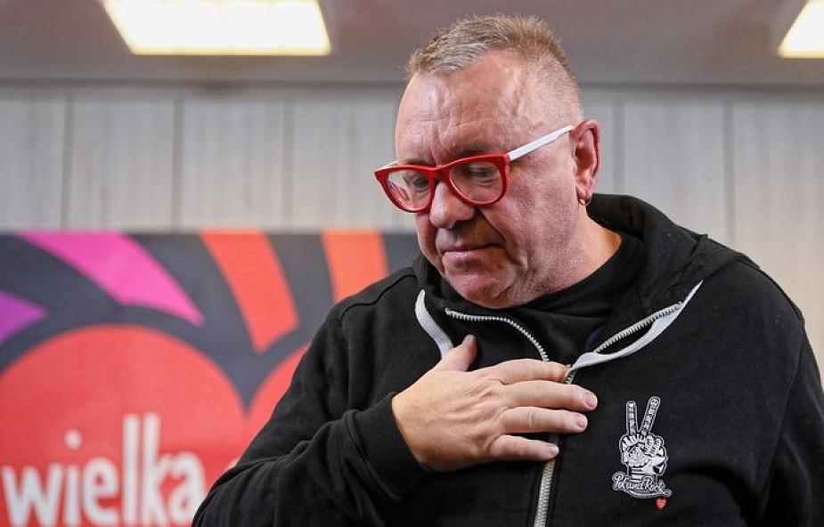 Jerzy Owsiak pisze do sztabów WOŚP list i wyjaśnia przyczyny swojej rezygnacji