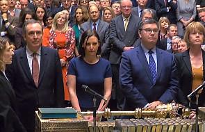 Wielka Brytania: Izba Gmin nie poparła umowy wyjścia Wielkiej Brytanii z Unii Europejskiej