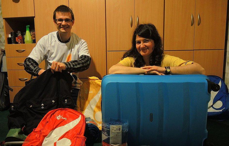 Podczas ŚDM w Krakowie zdecydowali, że chcą być razem. Teraz polecieli w podróż poślubną do Panamy - zdjęcie w treści artykułu