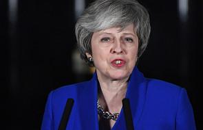W. Brytania / premier May: pora odłożyć na bok własny interes i zrealizować brexit