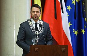 Paweł Adamowicz został honorowym obywatelem Warszawy