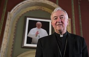 Kardynał przewodniczył mszy dla osób LGBT oraz ich rodzin