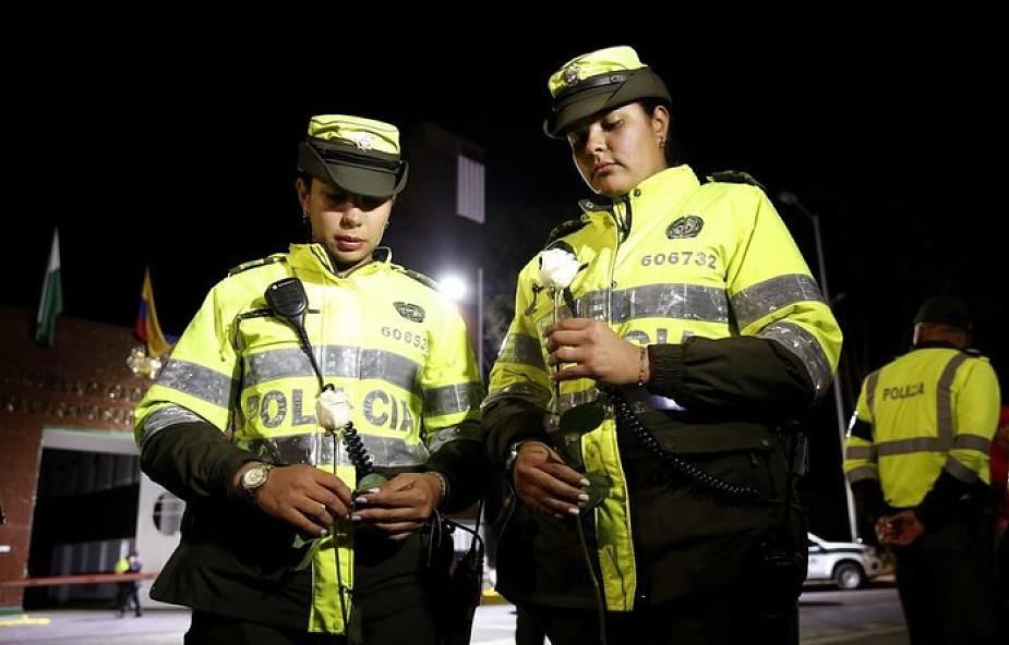 Kolumbia: już 21 ofiar śmiertelnych ataku bombowego na akademię policyjną