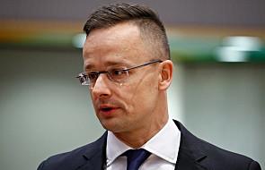 Szef MSZ Węgier: przeszkodzimy realizacji przez Brukselę pakietu migracyjnego