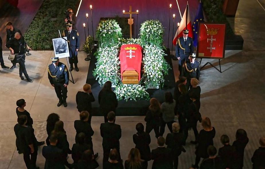Hospicjum im. ks. Dutkiewicza dziękuje za możliwość zbiórki podczas uroczystości pogrzebowych Pawła Adamowicza