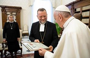 Franciszek do fińskich luteran: wspólna modlitwa, świadectwo i służba prowadzą do jedności