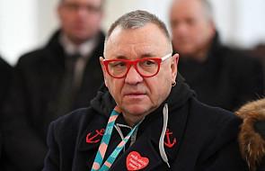 Jerzy Owsiak po pogrzebie Pawła Adamowicza: Wracam. Bierzemy się do roboty