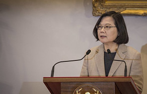 Prezydent Tajwanu odpowiada Xi: nie zaakceptujemy połączenia z ChRL