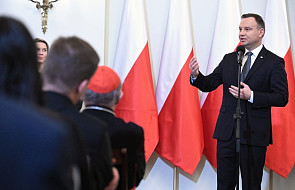 Duda: chcemy pielęgnować chłopskie wartości, które konstytuują nowoczesny naród polski