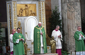 Papież modlił się za ofiary katastrof na morzu i zamachu w Kolumbii