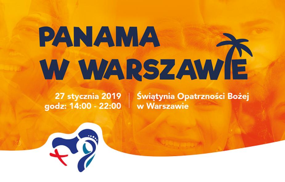 Panama w Warszawie. W łączności z ŚDM 2019