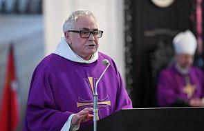 Mocne słowa Ludwika Wiśniewskiego OP na pogrzebie prezydenta Adamowicza: trzeba skończyć z nienawiścią