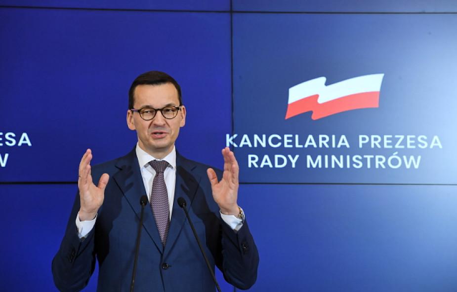 Premier o wyjaśnieniu zabójstwa Adamowicza: ta sprawa ma dla mnie najwyższy priorytet