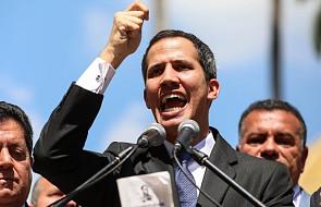 Wenezuela: lider opozycji ogłosił się tymczasowym prezydentem, tysiące wiwatujących manifestantów