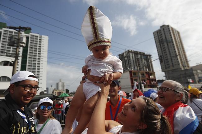 Czy to najpiękniejsze zdjęcie z ŚDM w Panamie? - zdjęcie w treści artykułu