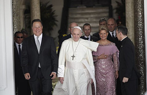 Panama: papież spotkał się z prezydentem