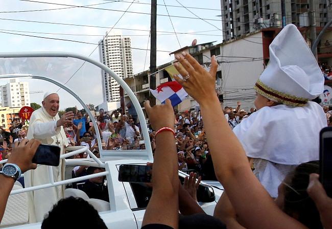 Czy to najpiękniejsze zdjęcie z ŚDM w Panamie? - zdjęcie w treści artykułu nr 1