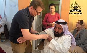 Polski ksiądz w Iraku. Zmieniło go to, co zobaczył