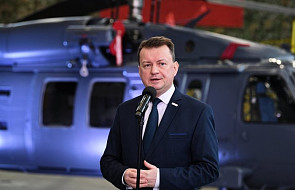 Szef MON: do marca Pentagon przedstawi ocenę projektu ulokowania stałej bazy wojsk USA w Polsce