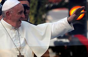 """Panama: papież spotkał się z """"małymi świętymi"""""""