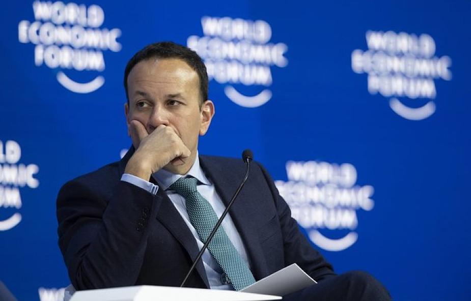 Irlandia: premier nie wyklucza wojska na granicy w razie brexitu bez umowy