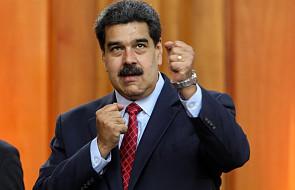 Wenezuela: Maduro odrzuca ultimatum ws. wyborów, ale gotowy jest rozmawiać