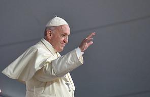 Papież zjadł obiad z młodzieżą. Jedli te dania