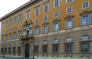 Watykan: dymisja szefa sekretariatu Kongregacji Nauki Wiary oskarżonego o molestowanie