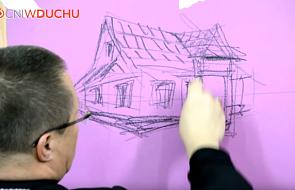 Abp Ryś rysuje dla dzieci i ujawnia talent o którym nie wiedzieliście