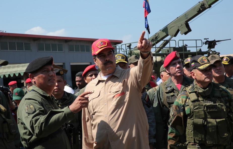 Ławrow: Rosja będzie wspierać prezydenta Wenezueli Maduro