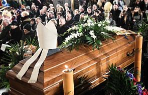 Bp Tadeusz Pieronek pochowany w krypcie kościoła św. Piotra i Pawła