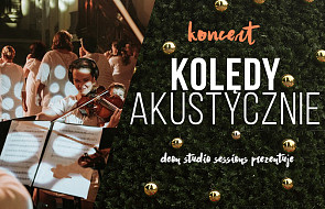 Piękne polskie kolędy we wspaniałych aranżacjach. Już jutro wyjątkowy koncert na DEON.pl
